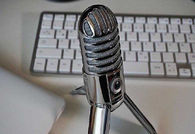 Podcast aufnehmen Anfänger