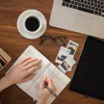 Virtuelle Assistentin Social Media