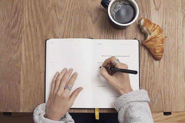 Journaling Persönlichkeitsentwicklung